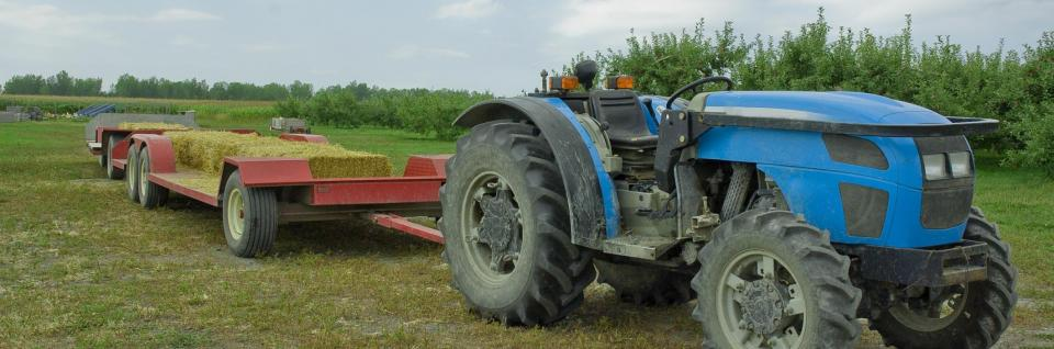 Whether you need hay bales, skid steers or even a tractor, we can rent them to you!